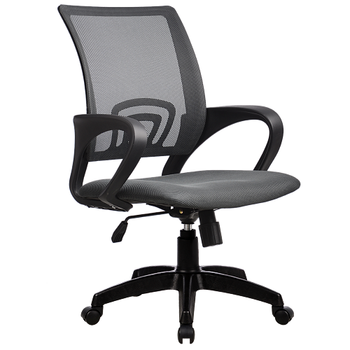 Кресло офисное Metta CS-9 21 темно-серый