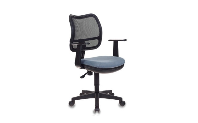 Кресло для оператора Бюрократ CH-797AXSN