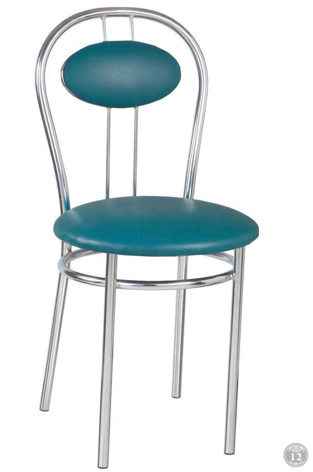 Барный стул Tiziano Chrome