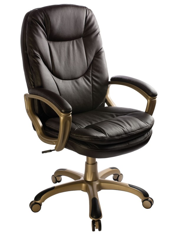 Кресло руководителя Бюрократ CH-868YAXSN/Coffee