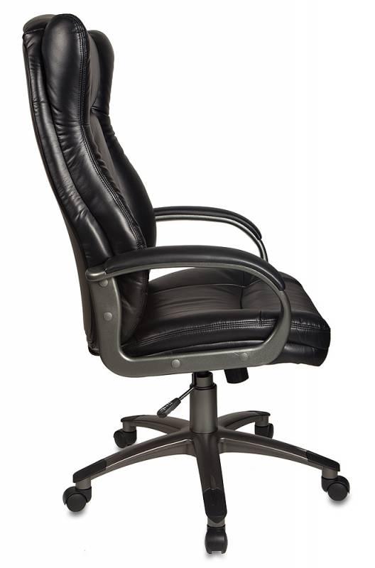 Кресло руководителя Бюрократ CH-879DG/Black