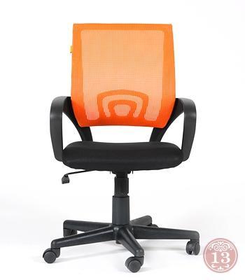 Кресло для оператора CHAIRMAN 696 black