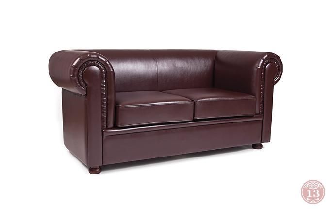 Двухместный диван CHAIRMAN Честер лайт
