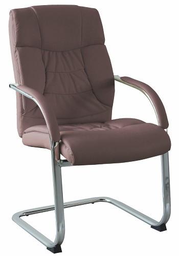 Кресло для посетителей George ML Choco