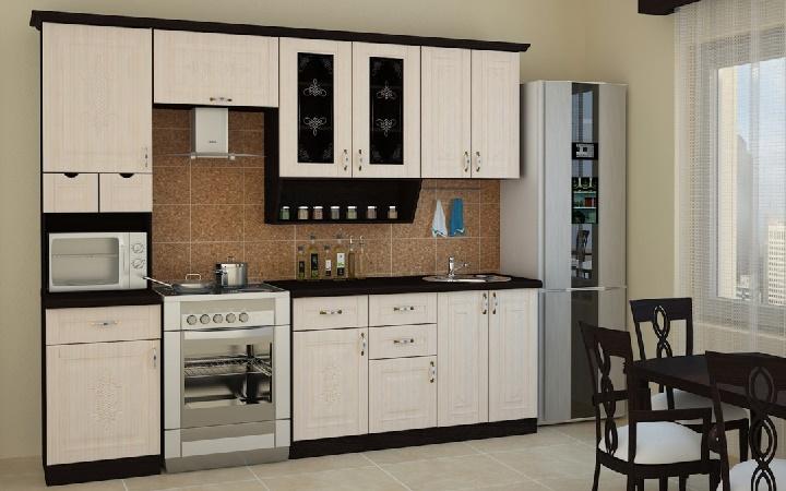 Модульная кухня Диана 4