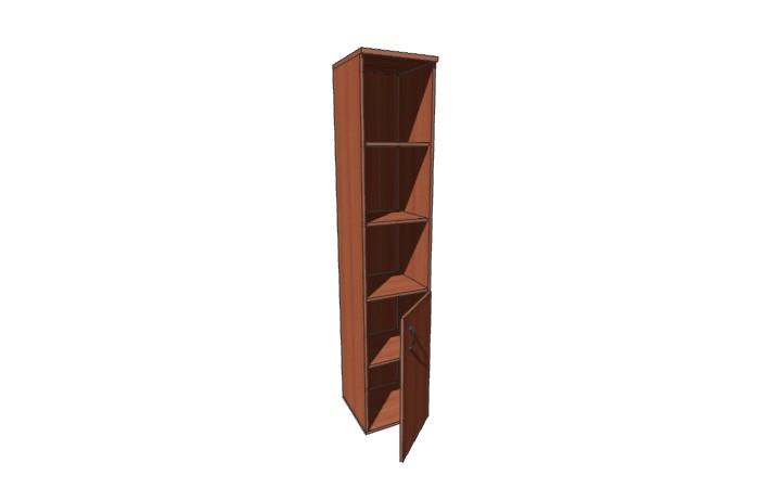 Шкаф узкий Оптима Л220
