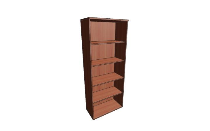 Шкаф открытый Континент ЛФ221