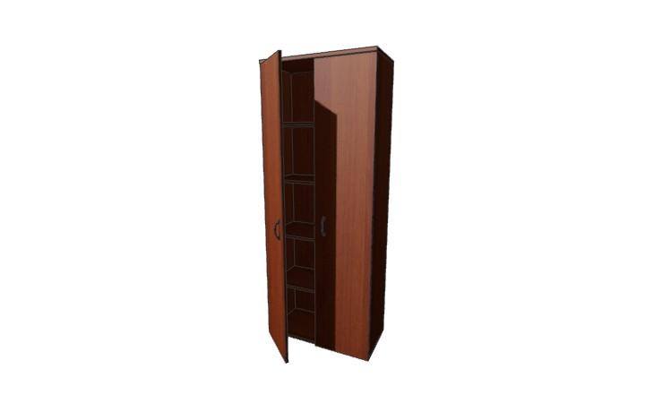 Шкаф закрытый Оптима Л222