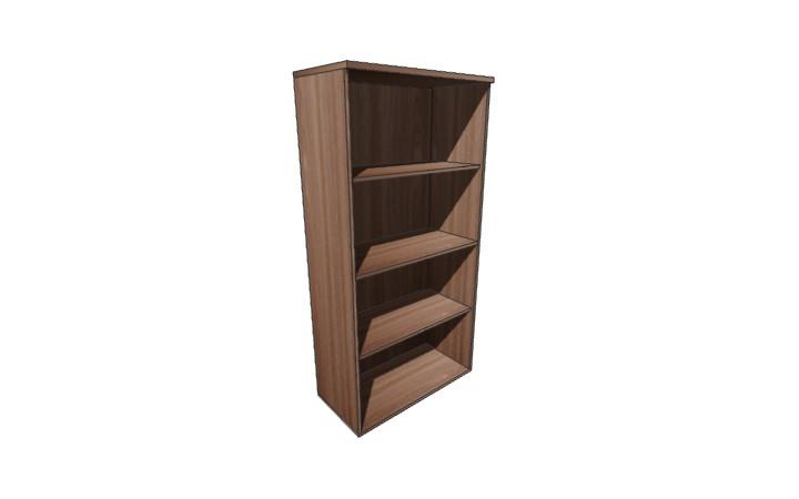 Шкаф низкий открытый Оптима Л225