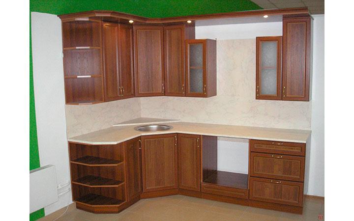 Модульная кухонная мебель Глория