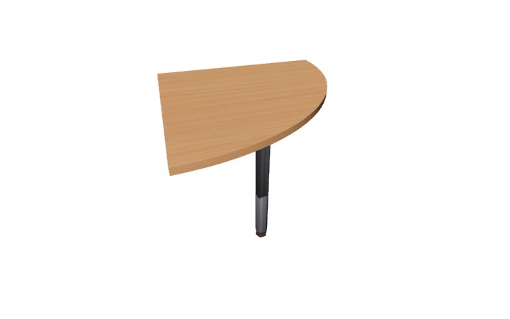 Приставка к столу Континент СФ209 угловая