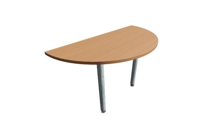 Стол приставной Континент СФ253