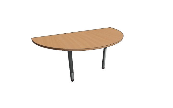 Стол приставной Оптима С255