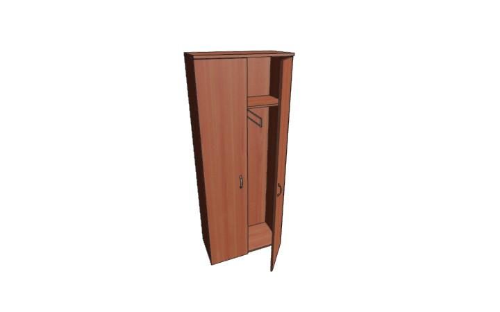 Шкаф для одежды Оптима Ш202