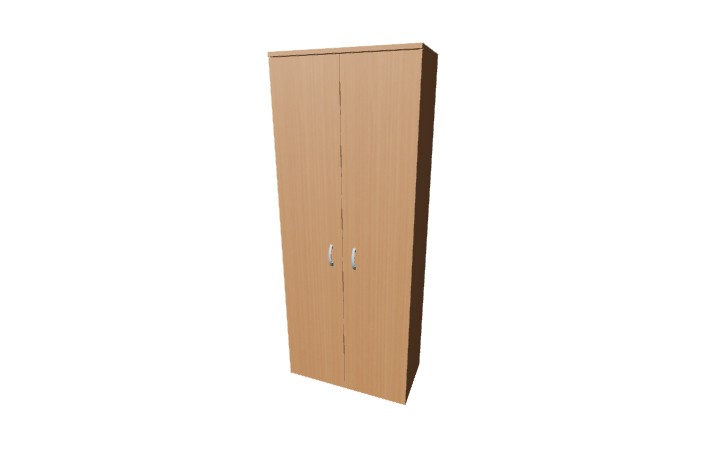 Шкаф для одежды Континент ШФ202