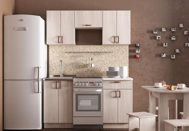 Кухонный гарнитур Легенда-10 1,0 м