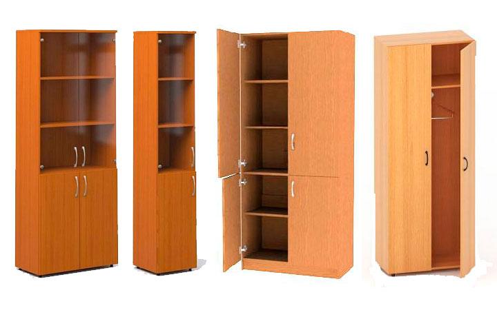 Офисные шкафы Оптима