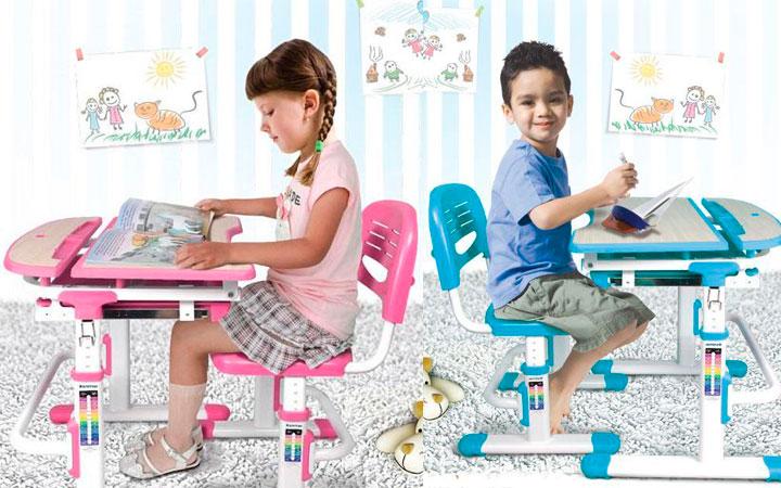 Kromax ALPHABET Детская мебель