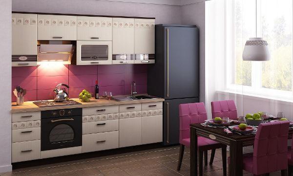 Кухонные гарнитуры мебельной фабрики Витра