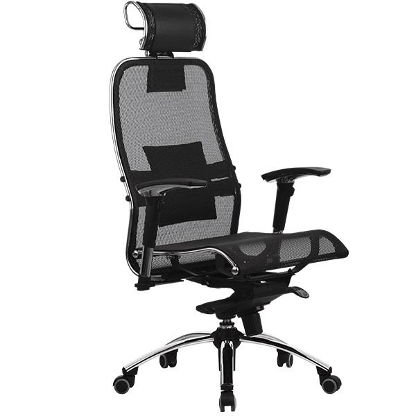 Кресло руководителя Samurai S-3