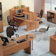 Комплект офисной мебели Континент