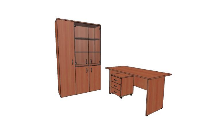 Комплект офисной мебели Оптима 4