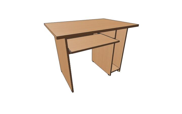 Стол компьютерный Континент СФ221
