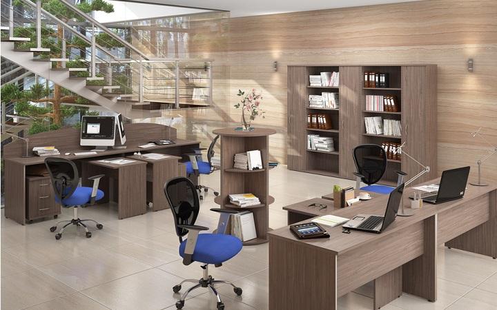 Комплект мебели для персонала IMAGO