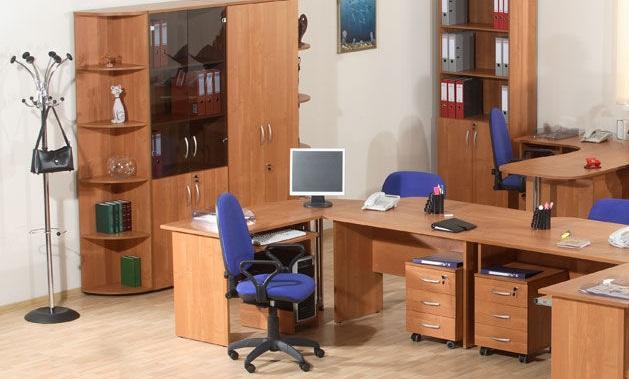 Набор мебели для офиса Альфа 61