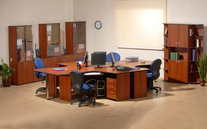 Набор мебели для офиса Рубин 41