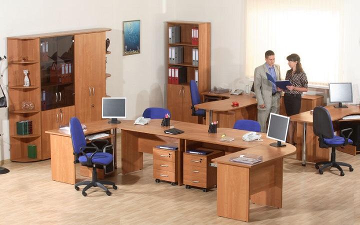 Мебель для персонала Альфа 61