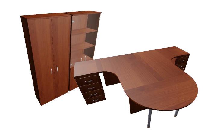 Комплект офисной мебели Континент 5