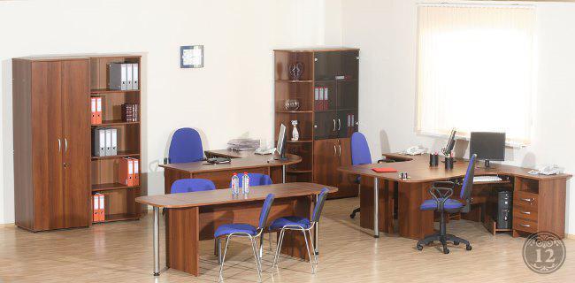 Мебель для персонала Альфа 62 - приятно работать
