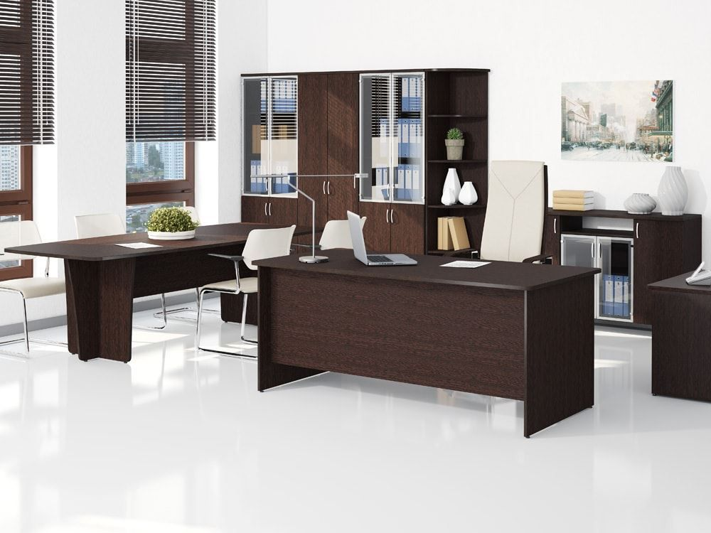 Набор мебели для офиса Лидер-Престиж