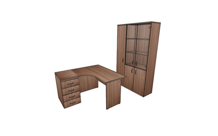 Комплект офисной мебели Континент 3