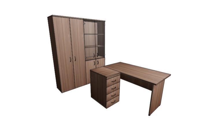 Комплект офисной мебели Континент 4