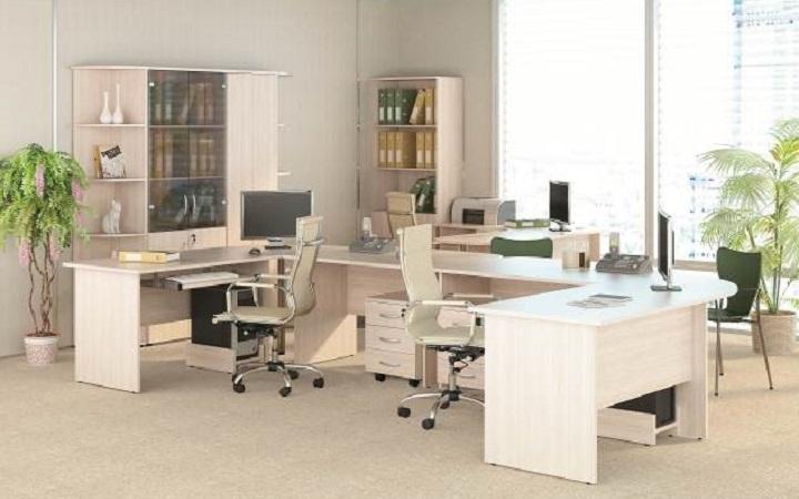 АЛЬФА 63 Мебель для персонала