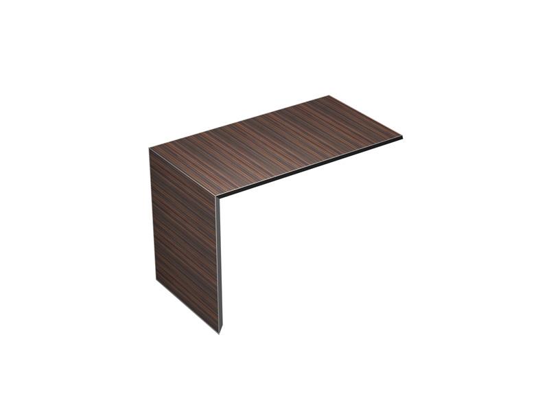 Брифинг-приставка боковая к рабочему столу V2 V1160