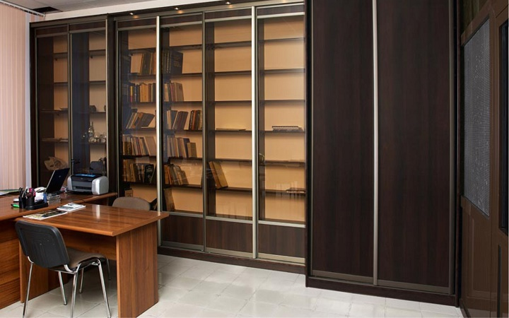 Шкафы офисные деревянные и не только