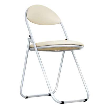 Складной стул Golf Silver
