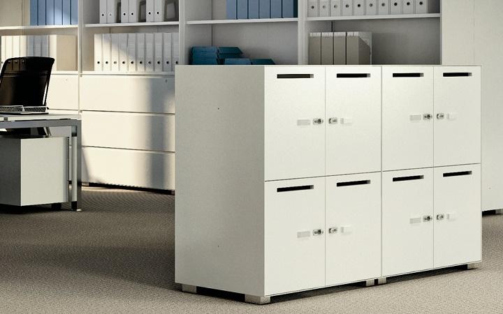 Нужны ли офисные шкафы с замком?