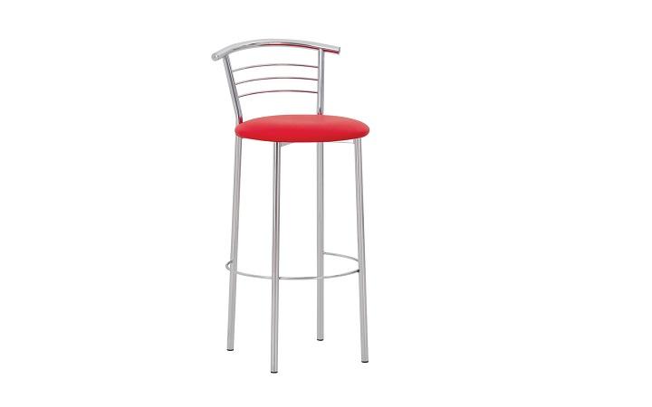 Барный стул MARCO HOKER CHROME RU (BOX-2)