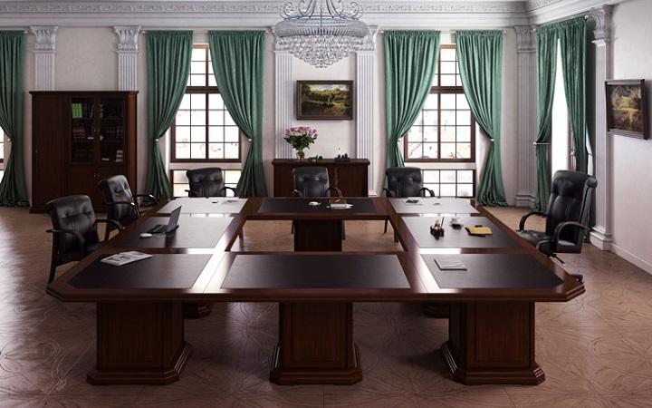 MINISTRY кабинет руководителя