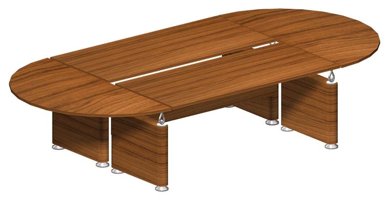 Стол для переговоров овальный VENUS VN706