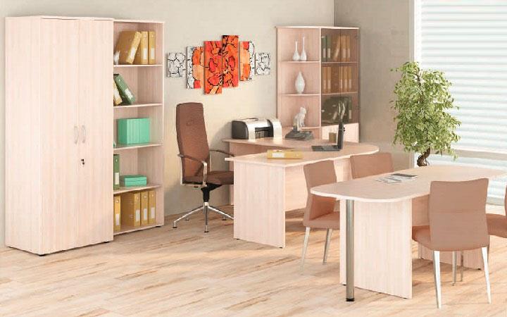 Мебель для персонала Альфа 63