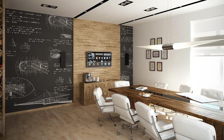 Какой должна быть мебель в переговорную?