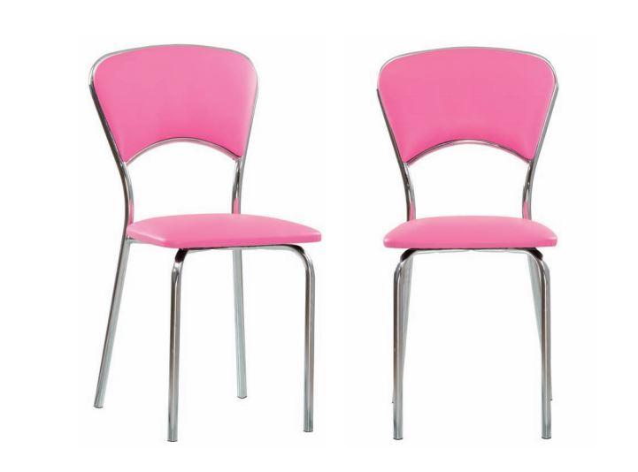 Барный стул VULKANO chrome plus