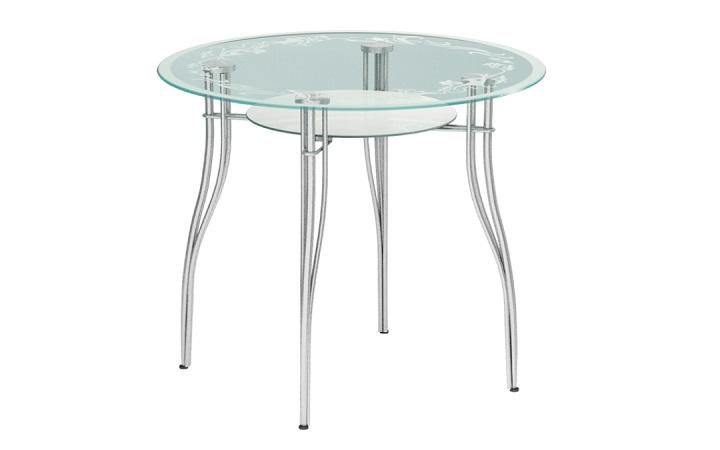 Стол стеклянный Метта В-1