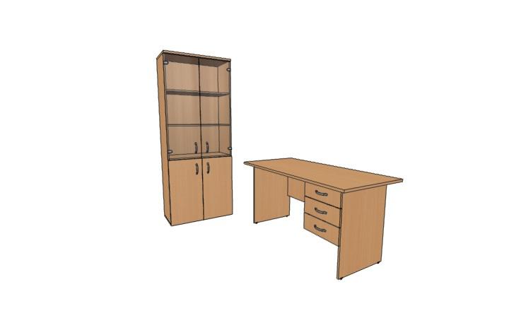 Комплект офисной мебели Континент 1