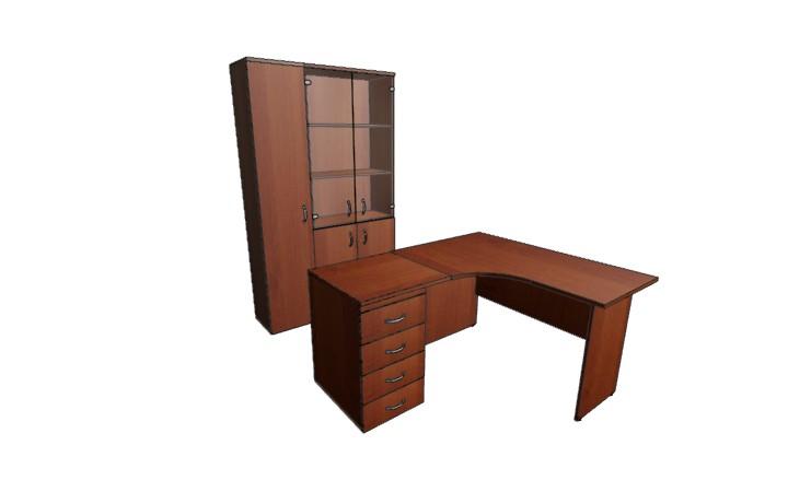 Комплект офисной мебели Оптима 5